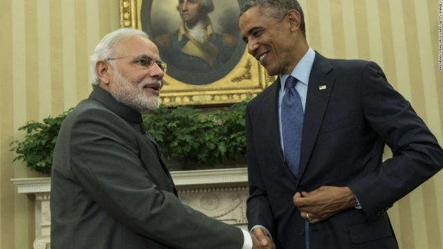 President Barack Obama hopes to build on his new friendship with Indian Prime Minister Narendra Modi during his upcoming trip to India.