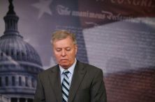 SENATOR LINDSEY GRAHAM (R), SOUTH CAROLINA