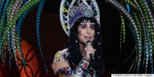 "Cher In Concert With Cyndi Lauper ""Dressed 2 Kill"" Tour - Los Angeles, CA"