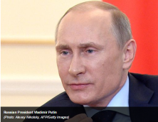 Russian President Vladimir Putin (Photo: Alexey Nikolsky, AFP/Getty Images)