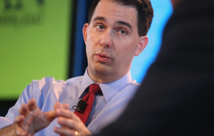 GOV.SCOTT WALKER (R)