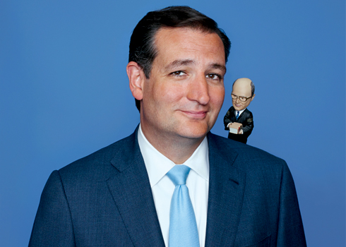 SENATOR TED CRUZ (R) OF TEXAS