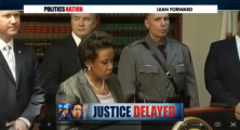"There's new pressure from the GOP urging the Senate to block Loretta Lynch's confirmation, with 8 Republicans saying she's ""unfit."" Rev. Sharpton talks to Pamela Meanes, President of the National Bar Association, and Ryan Grimm about the accusations."