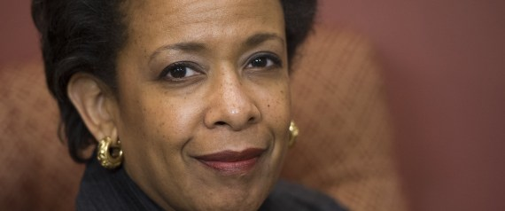 Loretta Lynch was confirmed as U.S. attorney general on Thursday, becoming the first African-American woman to hold the post. | SAUL LOEB via Getty Images