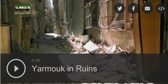 NEAR DAMASCUS, SYRIA