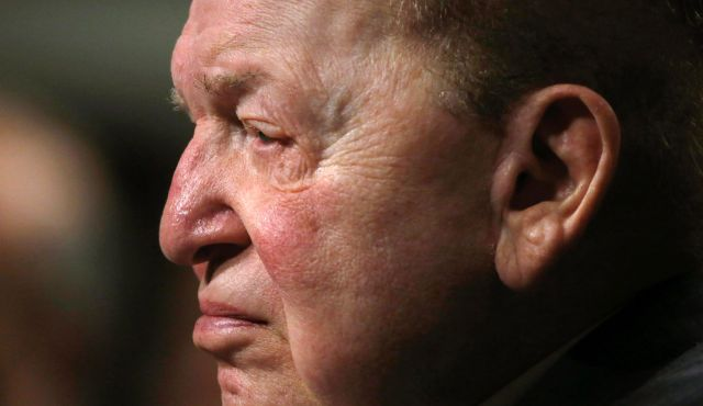 Wrongful termination case of former CEO of Adelson's Macau casino, which raised questions about mogul's business practices, will be heard in U.S., not China, Nevada judge rules.