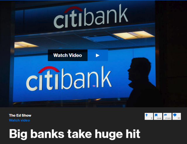 Five of the world's largest banks agree to pay roughly $5.7 billion and plead guilty for rigging foreign exchange rates. Ed Schultz, Dennis Kelleher and William Cohan discuss.