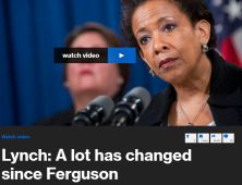 Attorney General Loretta Lynch spoke exclusively with Melissa Harris-Perry on Ferguson, Missouri, Hillary Clinton's emails, and the state of cybersecurity in the U.S. Watch the full interview on MSNBC on Sunday, August 9th at 10am EST.