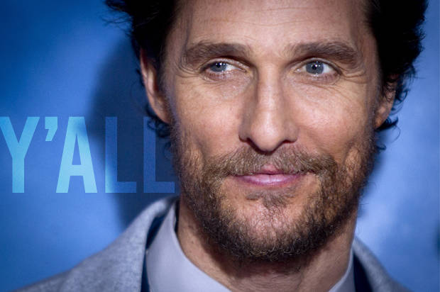 "Cast member Matthew McConaughey arrives for the premiere of the film ""Interstellar"" in New York November 3, 2014. REUTERS/Carlo Allegri (UNITED STATES - Tags: ENTERTAINMENT) - RTR4CP6P"