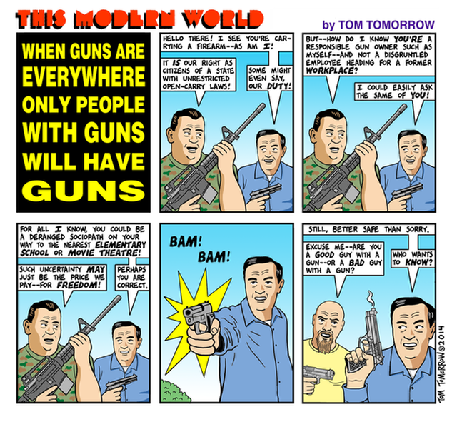 """""""THIS MODERN WORLD"""" CARTOON « GoodOleWoody's Blog and Website"""