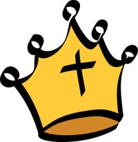 black-cross-on-gold-crown