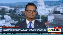 As some Republican candidates become increasingly hostile to America's Muslim population, are they cutting themselves off from what would have been a powerful base? Former Bush administration official Suhail Khan and Saba Ahmed from the Republican Muslim ...