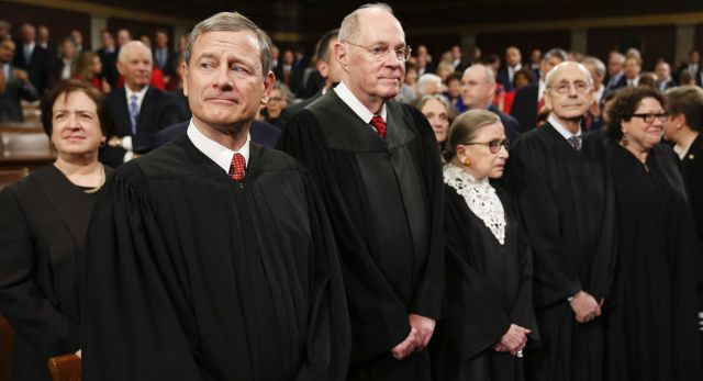 Justices agreed Tuesday to rule on a challenge to Obama's executive actions on immigration, pleasing advocates eager to overturn a lower court's judgment blocking the 2014 moves. | Getty