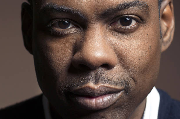 "Comedian and actor Chris Rock poses for a portrait in promotion of his forthcoming film ""Top Five"" on Saturday, Nov. 22, 2014 in New York. (Photo by Victoria Will/Invision/AP)"