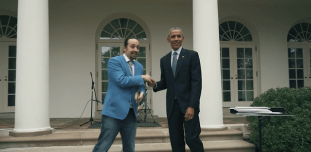 Barack-Obama-Freestyles-With-Lin-Manuel-Miranda-At-Rose-Garden-VIDEO