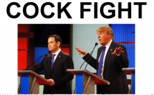 Donald Trump Nearly Turns GOP Debate Into Literal Dick-Measuring Contest