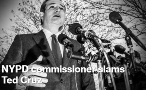 Senator Ted Cruz speaks to the media in Washington, DC, on March 22, 2016. Photo by Mark Peterson/Redux for MSNBC