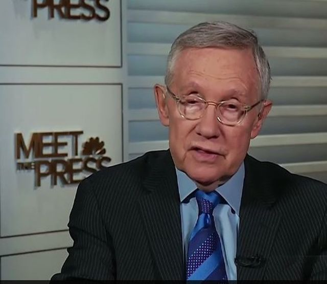 Senate Democratic Leader Sen. Harry Reid (D-NV) deepened the fractures in the Republican Senate caucus by warning Republicans that Senate Majority Leader McConnell's strategy of obstructing Obama's Supreme Court nominee was foolish and would lead them to defeat.
