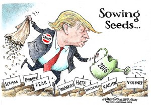 SOWING HATE