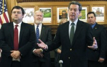 Gov. Sam Brownback (R-KS)