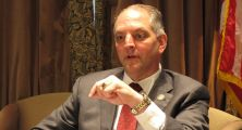 """""""We are fortunate enough to live in a state that is rich with diversity, and we are built on a foundation of unity and fairness for all of our citizens,"""" Louisiana Gov. John Bel Edwards said in a statement.   AP Photo"""