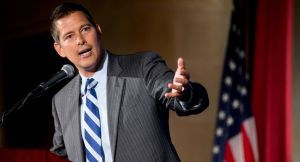 GOP leadership were hopeful that Rep. Sean Duffy, who is pictured above, and Rep. Rob Bishop would be able to make the case that the bill is not a taxpayer funded bailout of Puerto Rico and that a restructuring of debt under the proposed bill is the best chance to prevent such catastrophe. | AP Photo