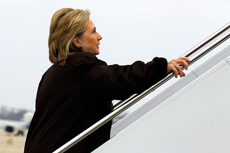 0207-AROADWARRIOR-Clinton-Haiti