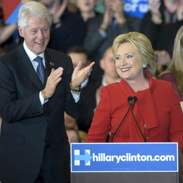 Hillary Clinton told an audience in Kentucky that she is planning on pulling former President Bill Clinton out of retirement to lend a hand in revitalizing the economy.