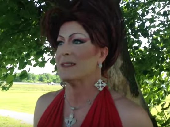 Ambrosia Starling says she may run for governor against Roy Moore in 2018 — in drag.
