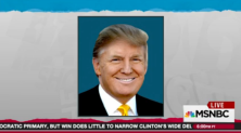 "Rachel Maddow notes that no sooner has Donald Trump eliminated the competition for the Republican presidential nomination, than he has begun to soften his stance on familiar campaign refrains: calling his Muslim ban ""just a suggestion,"" planning fundraisers ..."