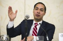 HUD Secretary Julián Castro is set to announce changes to a program for selling bad mortgages on the agency's books. | AP Photo