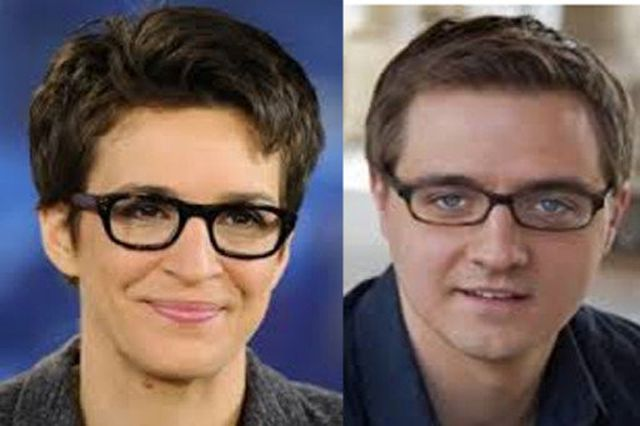 RACHEL MADDOW AND CHRIS HAYES