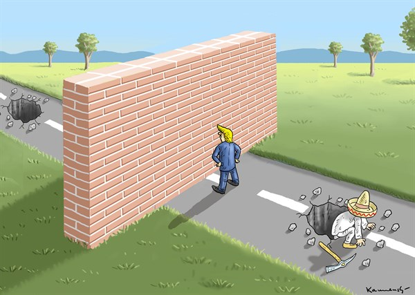 TRUMP AND HIS WALL 179516_600