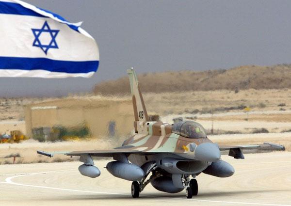 F-16-Israeli