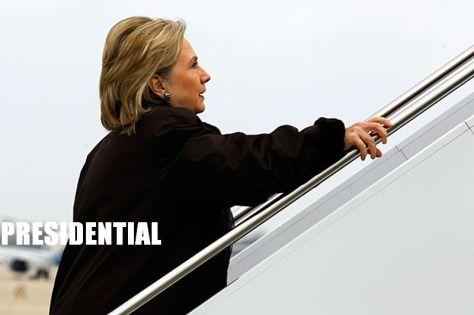 PRESIDENTIAL 0207-AROADWARRIOR-Clinton-Haiti