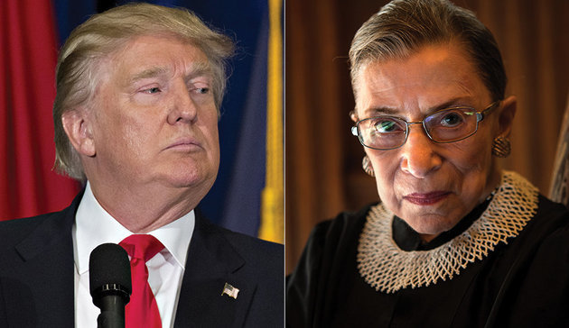 DONALD AND GINSBURG
