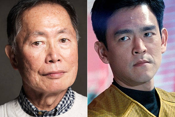 """George Takei says the queering of John Cho's Sulu is """"unfortunate""""—but it's the next logical step for the genre"""