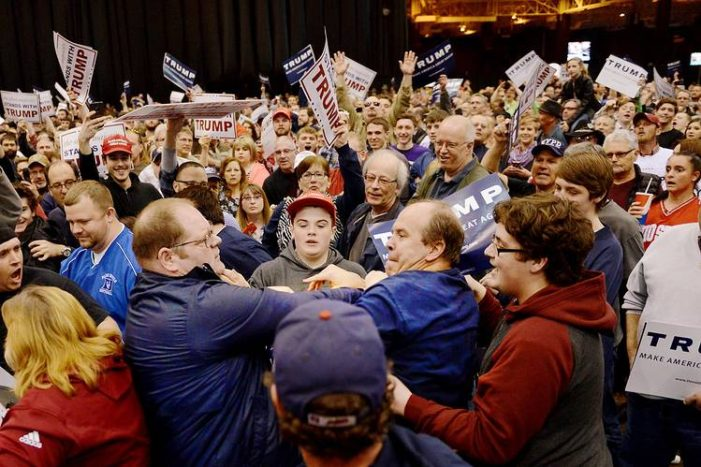 Donald Trump touts the size of the crowds at his rallies as proof of his campaign's success, but some of the people attending Trump's rallies aren't registered and don't intend to vote in November.