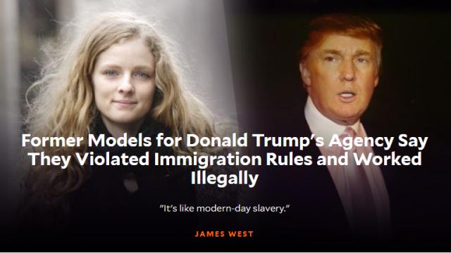 """""""It's like modern-day slavery."""""""