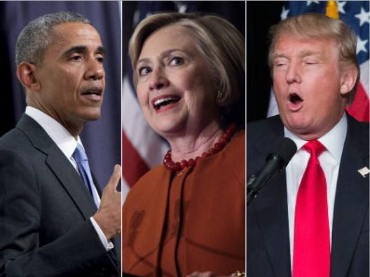President Obama was expected to campaign for Hillary Clinton, but what no one expected was for the President to devote nearly the entire month of October to campaigning for the Democratic nominee. An election that Trump is losing could become a devastating defeat after Obama is done with him.