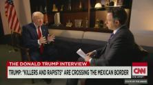 DONALD TRUMP DEMEANS MEXICO