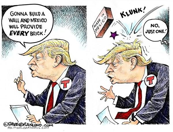 Usa Jobs Trump Wall Building