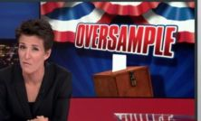 Rachel Maddow broke some huge good news for Hillary Clinton, as Democrats have an eight-point lead in the early balloting in North Carolina.