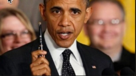 President Obama has threatened to veto a House Republican bill that would have made it easy for health and safety regulations to be delayed. In other words, the President is promising to veto a bill that could endanger every person in America.