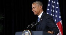 President Barack Obama faces the first potential veto override of his presidency on a bill that would allow families of September 11 victims to sue Saudi Arabia.   Getty