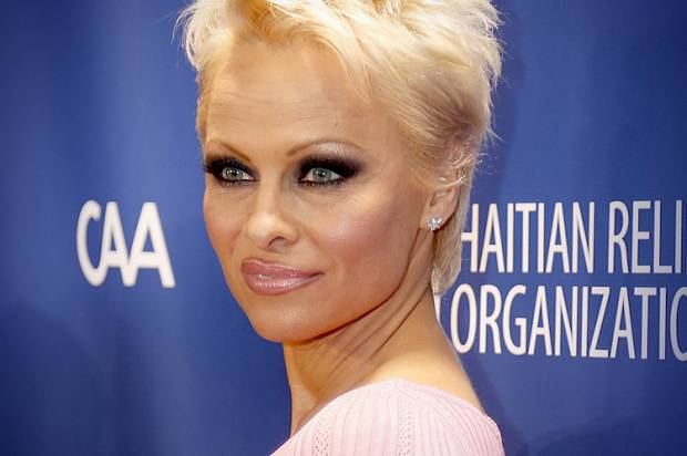Pamela Anderson (Credit: AP/Colin Young-wolff)