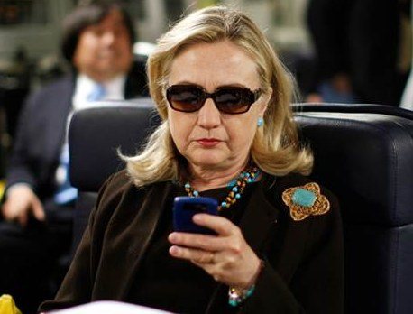 Hillary Clinton took matters into her own hands, quite literally today. The former Secretary of State took to Twitter to lead the press to the Trump water with 20 questions the Republican nominee for president must answer now.
