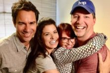 WILL AND GRACE STARS