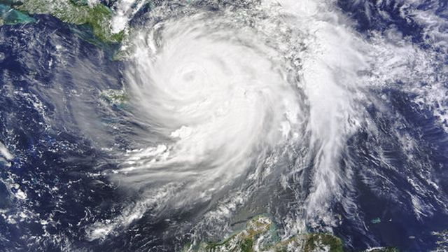 Hurricane Matthew is seen over Haiti in this image taken from NASA's Aqua satellite October 4, 2016. NASA/Handout via REUTERS THIS IMAGE HAS BEEN SUPPLIED BY A THIRD PARTY. IT IS DISTRIBUTED, EXACTLY AS RECEIVED BY REUTERS, AS A SERVICE TO CLIENTS. FOR EDITORIAL USE ONLY. NOT FOR SALE FOR MARKETING OR ADVERTISING CAMPAIGNS
