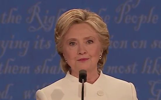 The post-debate scientific polls are being released, and the early results show a clean sweep for Hillary Clinton as voters say she won the third presidential debate.